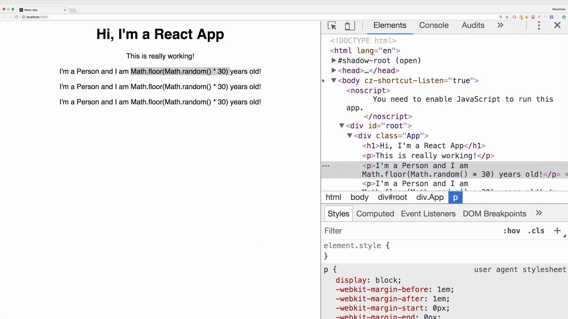 دانلود Udemy React 16 - The Complete Guide (incl  React Router 4
