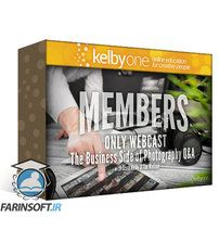 دانلود KelbyOne The Business Side of Photography Q&A