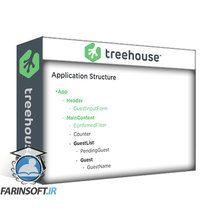 دانلود Treehouse React by Example
