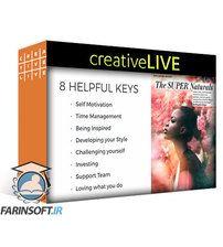 دانلود CreativeLive Film and Digital Formats for Creative Fashion Photography