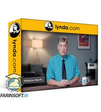 دانلود Lynda Computer Components and Peripherals for IT Technicians