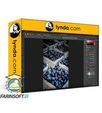 دانلود Lynda Photoshop: Advanced Adjustment Layer and Blend Modes