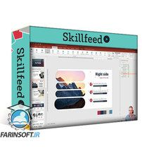 دانلود Skillfeed Unleash the PowerPoint Design Monster in Yourself! Presentation & Animation MasterClass