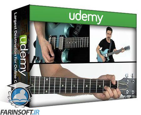 دانلود Udemy TrueFire Corey Congilio's Blues Guitar Fakebook: Rhythm