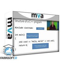 دانلود Microsoft Virtual Academy C++: A General Purpose Language and Library Jump Start