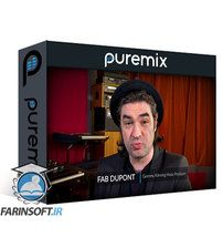 دانلود pureMix Transferring Pro Tools Sessions with Fab Dupont