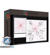دانلود Gumroad Environment Design Basics 2: Perspective and Basic Layout