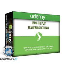 دانلود Udemy Play Framework development with Java. Program Java web apps