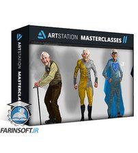 دانلود ArtStation Creating Heroes Narrative Character Design