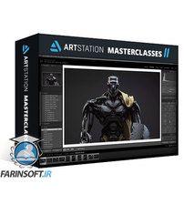 دانلود ArtStation Robotic 3D Design for Entertainment