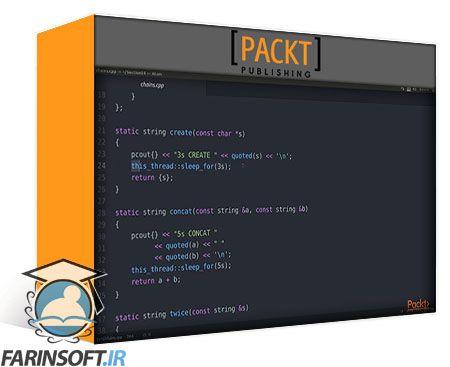 دانلود PacktPub C++17 STL Solutions
