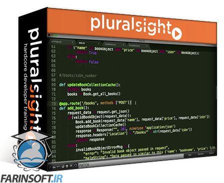 دانلود PluralSight Building a REST API Using Python and Flask