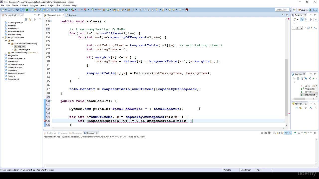 دانلود Udemy Algorithmic Problems in Java (+INTERVIEW QUESTIONS)