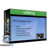 دانلود Udemy Create Telegram Bot with Python