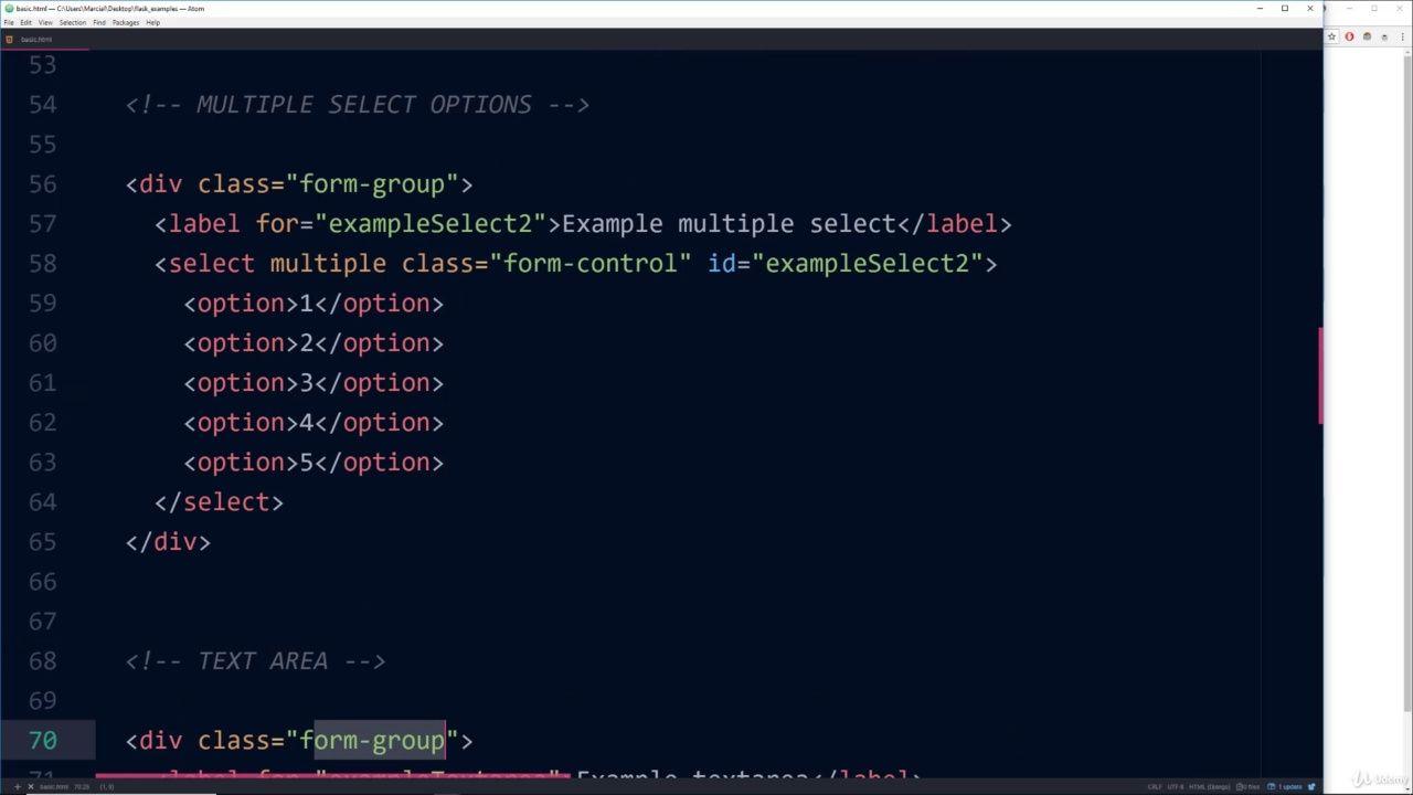 دانلود Udemy Python and Flask Bootcamp: Create Websites