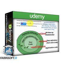 Udemy Selenium with Python Frameworks : Data Driven & BDD