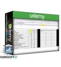 دانلود Udemy Stock Market Investment: Applied Financial analysis