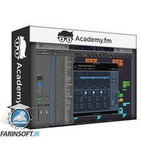 دانلود AcademyFM Mixing & Mastering Future Bass in Logic