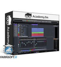 دانلود AcademyFM Production Fundamentals: Cubase Effects