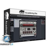 دانلود AcademyFM Production Fundamentals Cubase Instruments