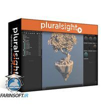 PluralSight Stylized Forest Sculpting in ZBrush