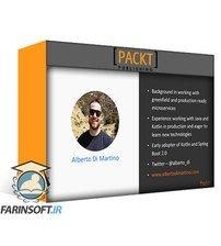 دانلود PacktPub Application Development with Spring 5.0 and Angular 6