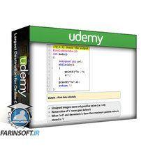 دانلود Udemy Build and Test C Programming Skills