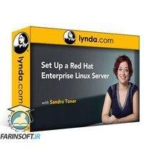 دانلود Lynda Setting up a Red Hat Enterprise Linux Server