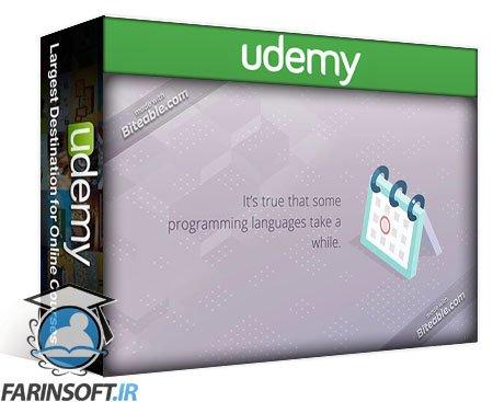 دانلود Udemy Complete Python Course: from Basics to Brilliance in HD