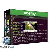 دانلود Udemy Linux Comm-Fu