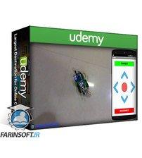 دانلود Udemy Smartphone Control Robotics using Arduino and Android