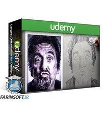 دانلود Udemy The Facial Expressions Drawing Course: Anatomy to render