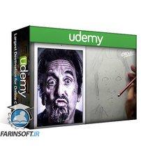 دانلود Udemy The Facial Muscle Anatomy: Drawing Course