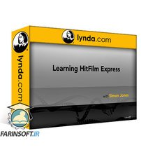 دانلود lynda Learning HitFilm Express