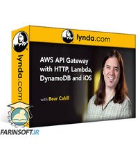دانلود lynda AWS API Gateway with HTTP, Lambda, DynamoDB, and iOS