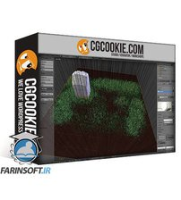 CG Cookie Creating Grass Hair Particles