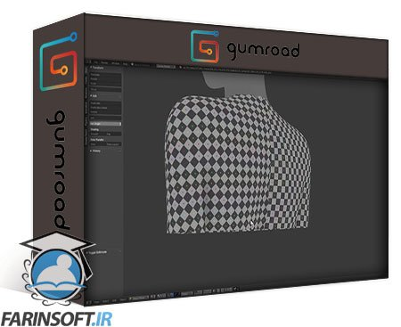 دانلود Gumroad Texturing In Blender For Beginners : Full Course