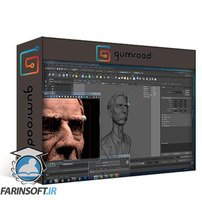 دانلود Gumroad V-Ray Crash Course by Ian Ruhfass