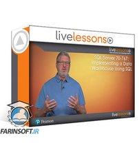 دانلود LiveLessons SQL Server 70-767: Implementing a Data Warehouse Using SQL