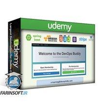 دانلود Udemy Become a Full Stack Developer with Spring, AWS and Stripe