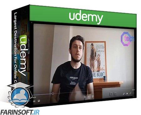 دانلود Udemy Bring your imagination to modify videos with Camtasia 9