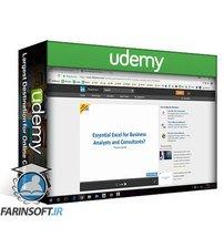 دانلود Udemy Business Analysis Fundamentals for Management Consultants