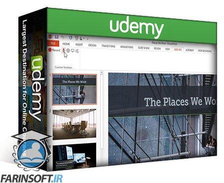 دانلود Udemy Camtasia 9 : Complete Course