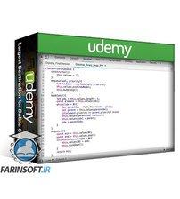 دانلود Udemy JavaScript Algorithms and Data Structures Masterclass