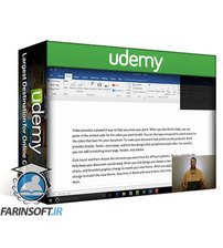 دانلود Udemy Microsoft Office Shortcuts and Speed Tips