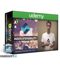 دانلود Udemy Networking: Interoperability between Windows & Linux