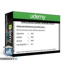 دانلود Udemy The Complete Mainframe Master Course: VSAM