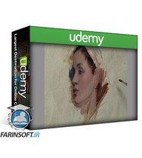 دانلود Udemy The Portrait Sketch with Jeremy Lipking