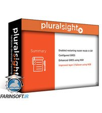دانلود PluralSight Junos OS and High Availability