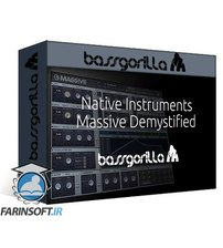 دانلود BassGorilla Native Instruments Massive Demystified